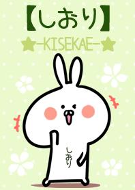 Shiori usagi green Theme