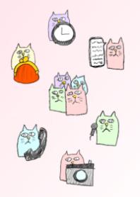 NEKO-DAKE, cute and fluffy cats!