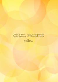 Color Palette yellow