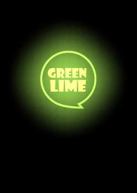 Lime Green Neon Theme v.3 (jp)