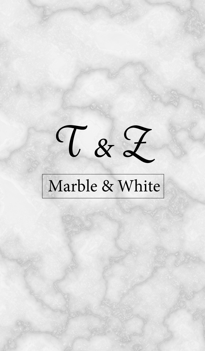T&Z-Marble&White-Initial