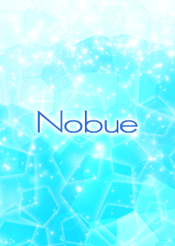 Nobue Beautiful Blue sea Crystal