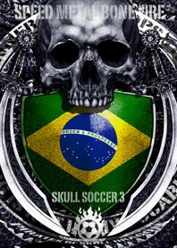 Pirates of skull dragon Skull soccer 3