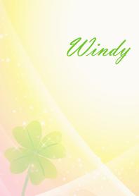 No.1564 Windy Lucky Clover name