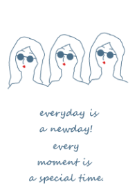 everyday is a newday(blue2)