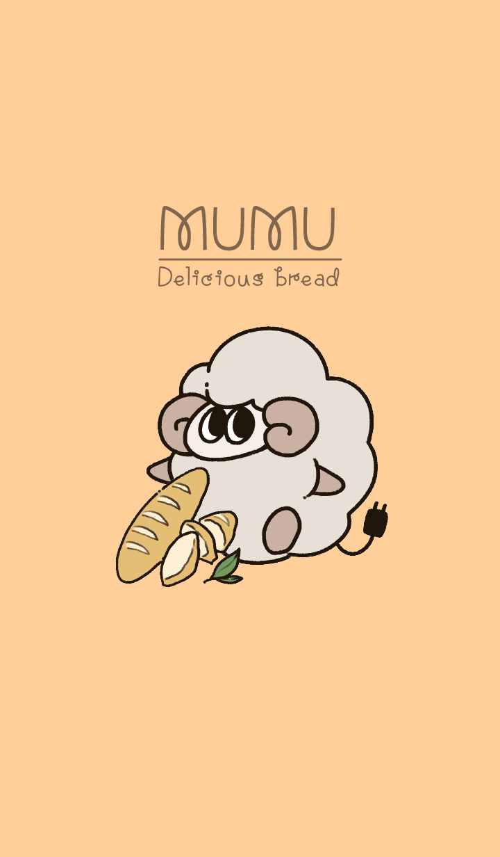 MUMU & Delicious bread