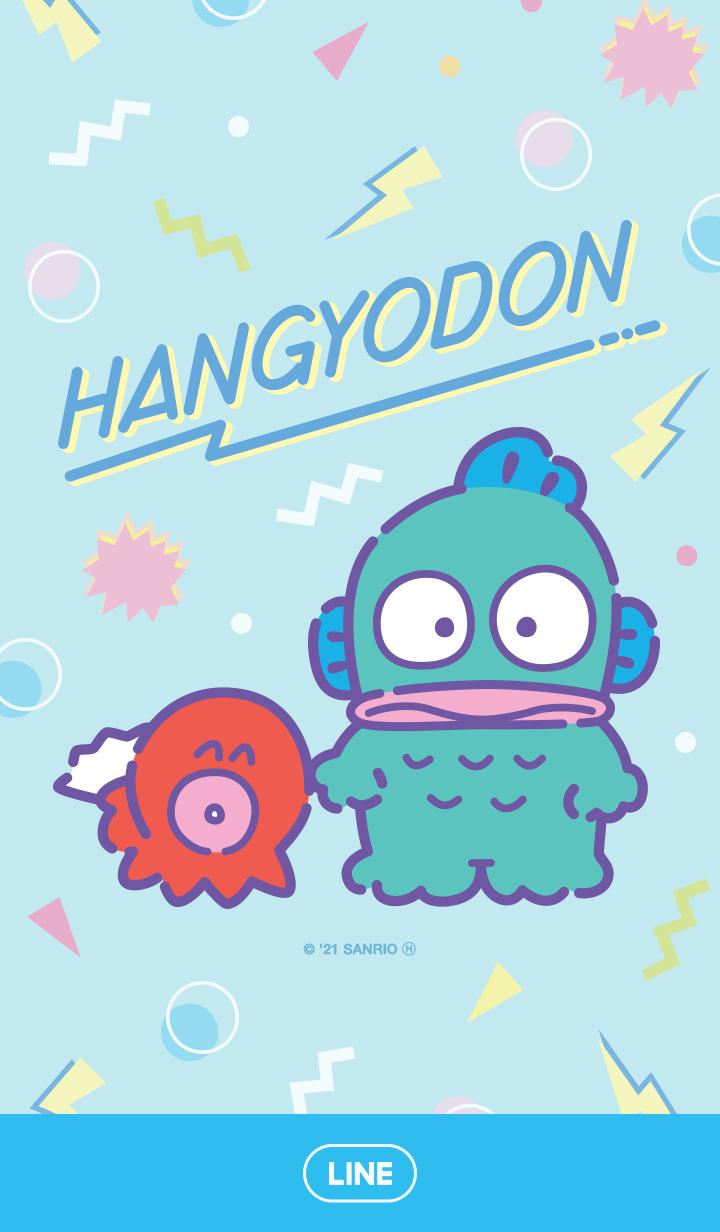 【主題】HANGYODON