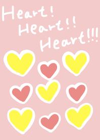 Heart! Heart!! Heart!!!