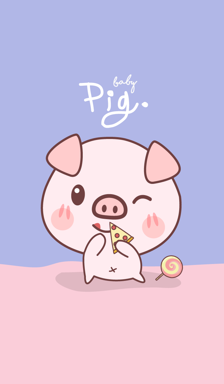 Piggy Pig Cute
