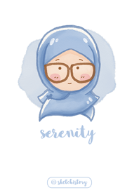 Plain Glasses Girl (Serenity)