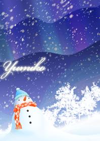 Yumiko Snowman & Aurora