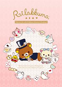 Rilakkuma's Adventures in Wonderland
