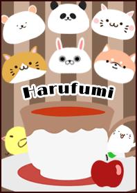 Harufumi Scandinavian mocha...