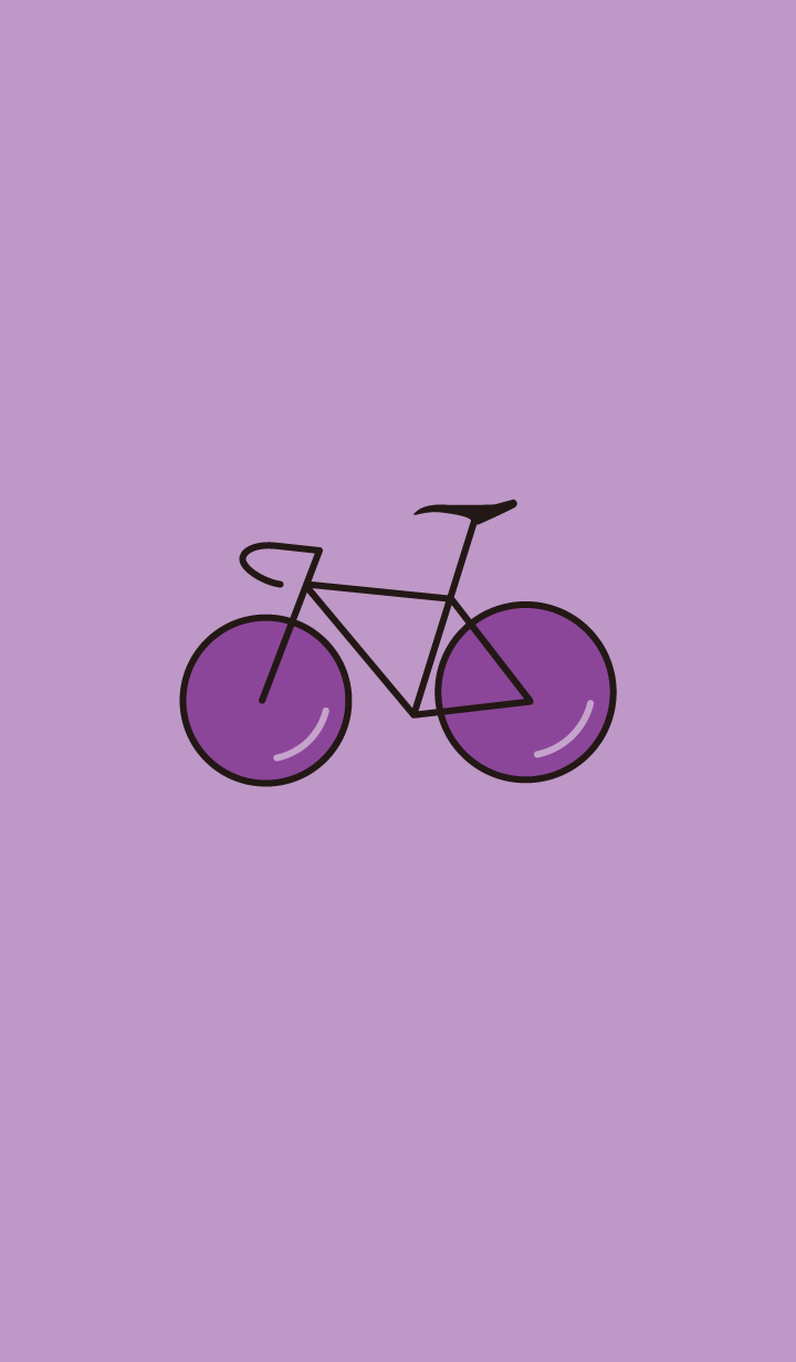 roadbike(Grapes)(purple)(made in Japan )