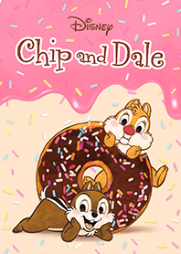 Chip 'n' Dale(甜甜圈派對♪)