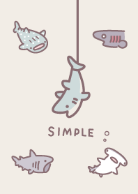 simple sharks