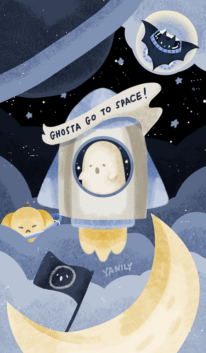 ghosta go to space