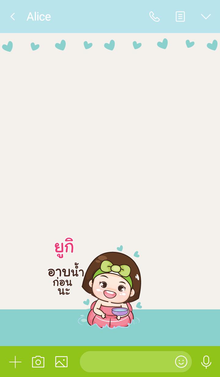 YUGI aung-aing chubby V11