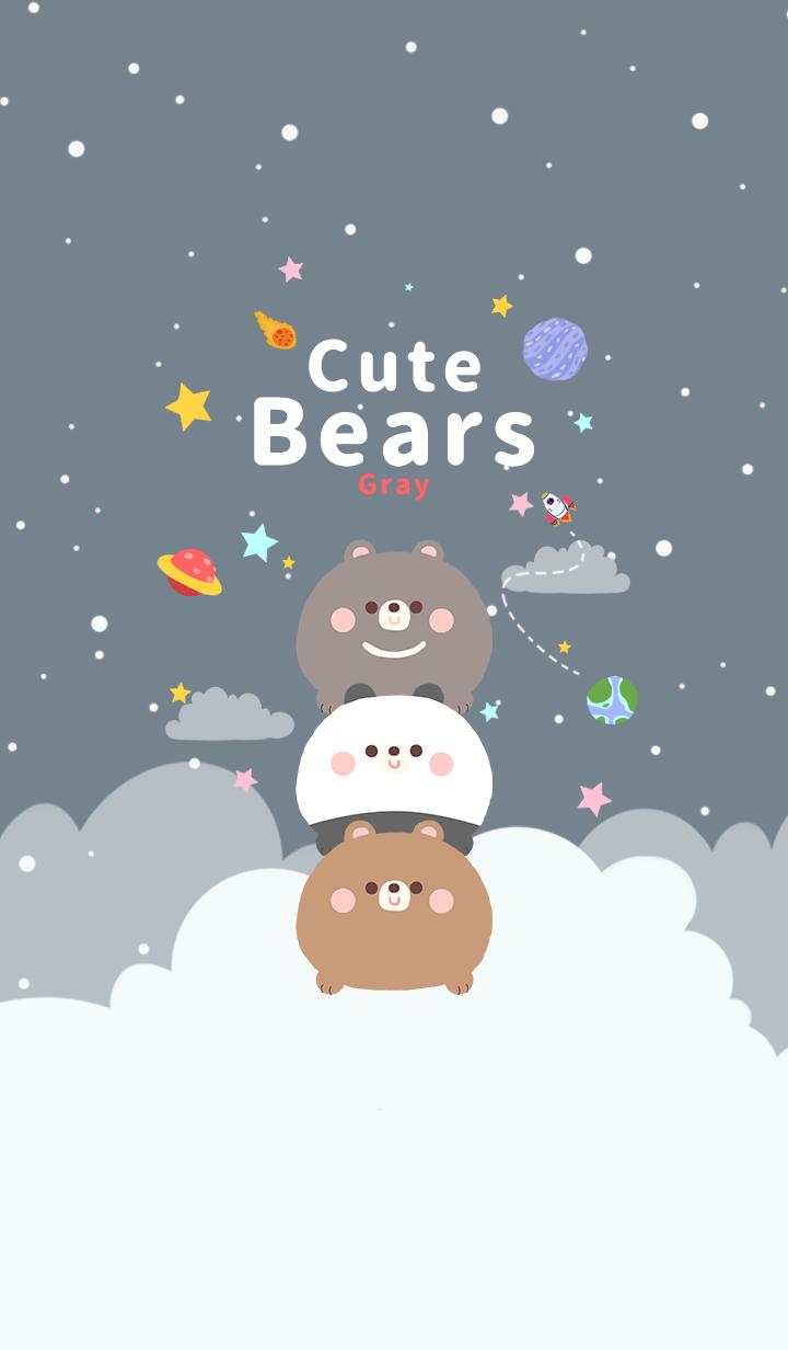misty cat-Cute Bears Galaxy gary