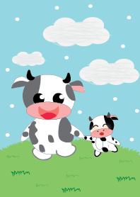 Little cow Little cow