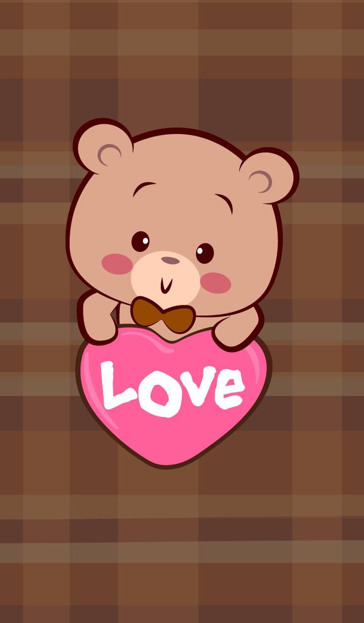 Choco Bear In Love