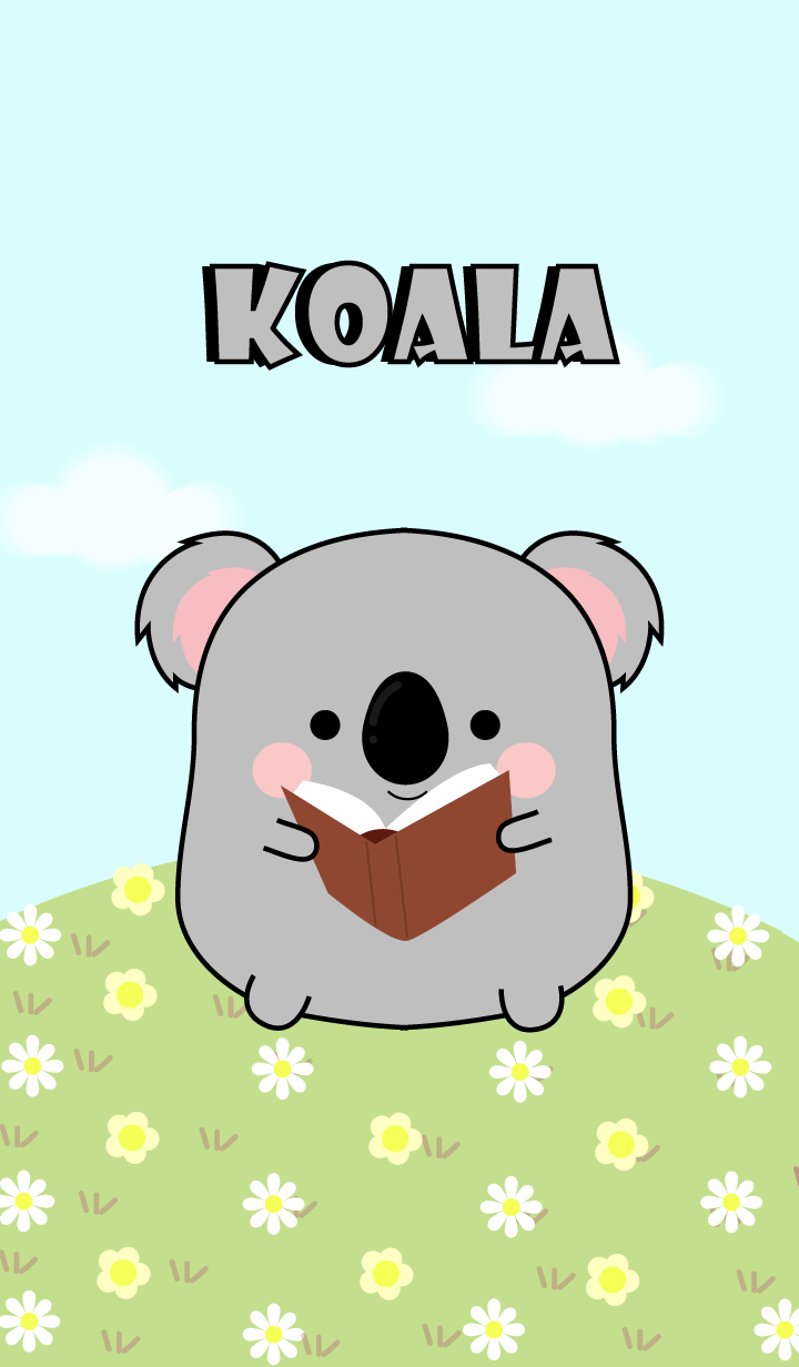 I'm Pretty Koala Theme (jp)