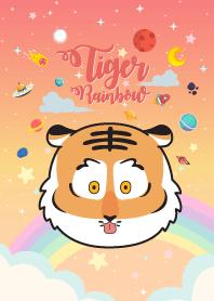 Fat Tiger Rainbow Hot