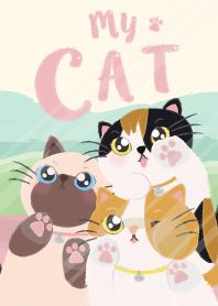 MY CAT (Pink ver.)