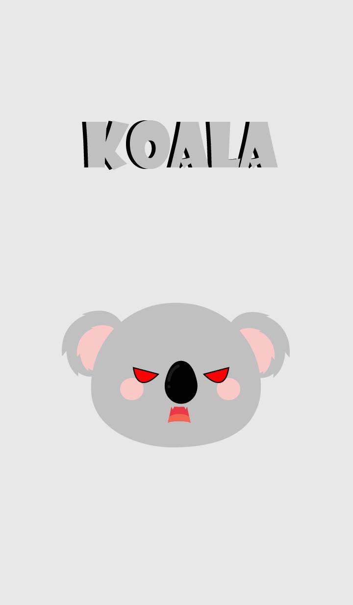 Love Simple Koala Theme