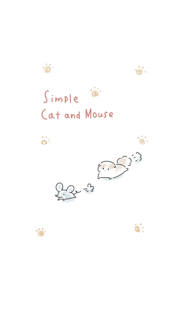 simple Cat and mouse.