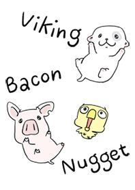 viking bacon nugget | 2020