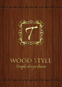 WOOD STYLE [T]