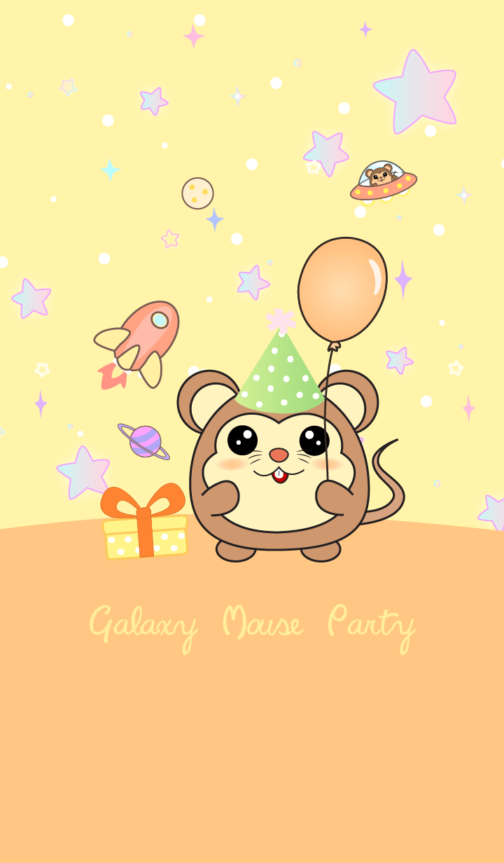 Galaxy Mouse Party
