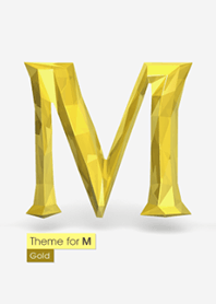 Theme for M . [Gold]