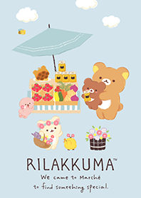 Rilakkuma marché