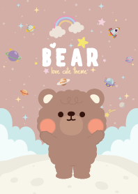 Bear Fat Cute Mulberry