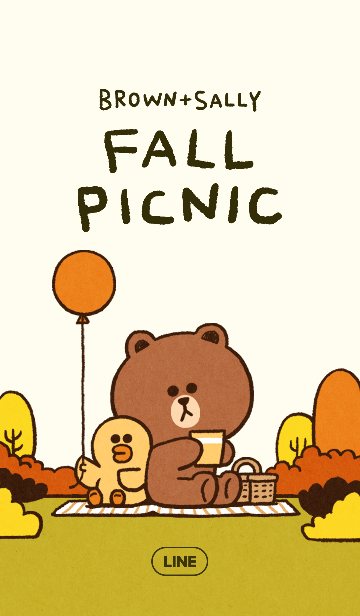 BROWN & FRIENDS Picnic