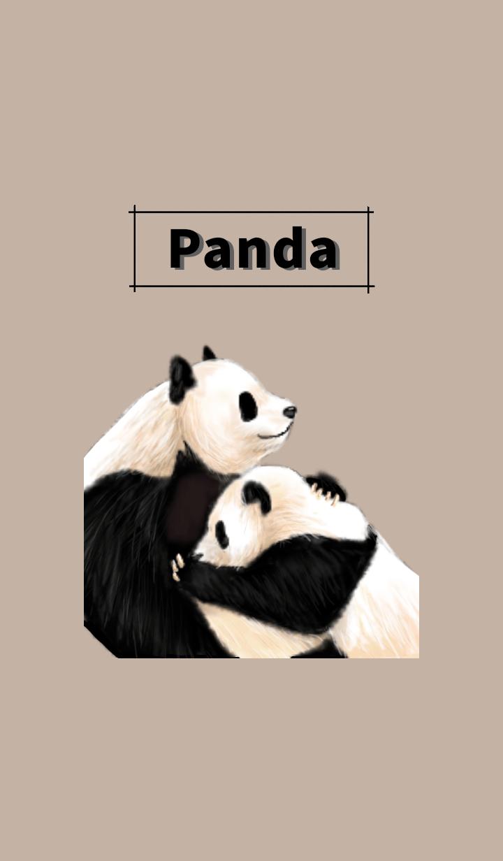 panda beige