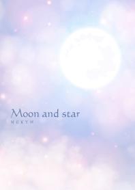 Moon and star 20 -MEKYM-