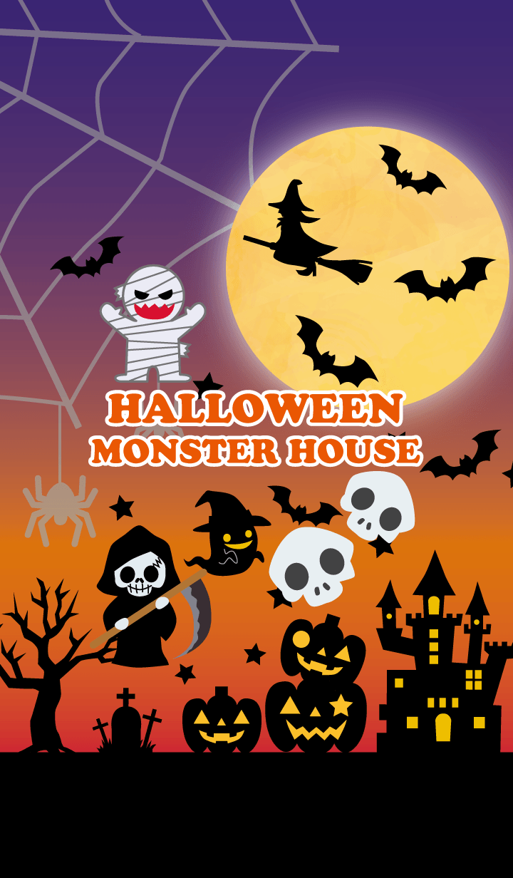 HALLOWEEN MONSTER HOUSE@Halloween2019