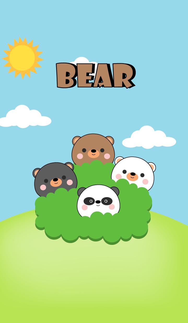 Mini Love Bear Theme (jp)
