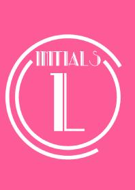 """Initials 3 """"L"""""""