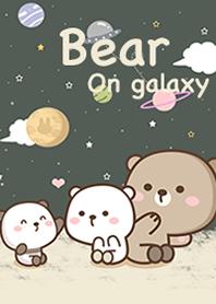 Bears on galaxy cutie