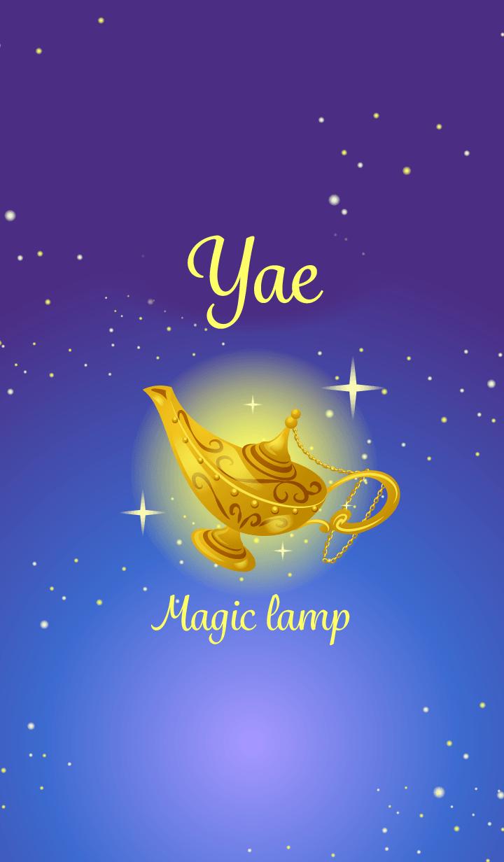 Yae-Attract luck-Magiclamp-name