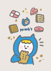 Ning's - 餅乾系列2