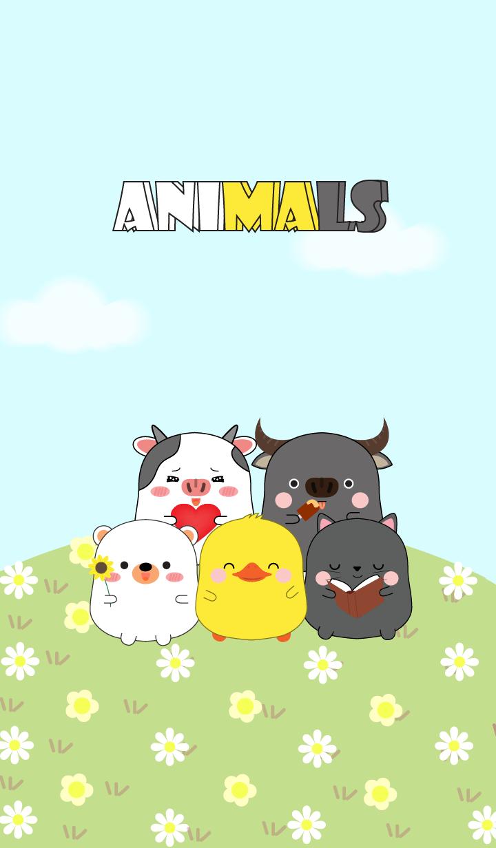 Love Cute Fat Animals 2