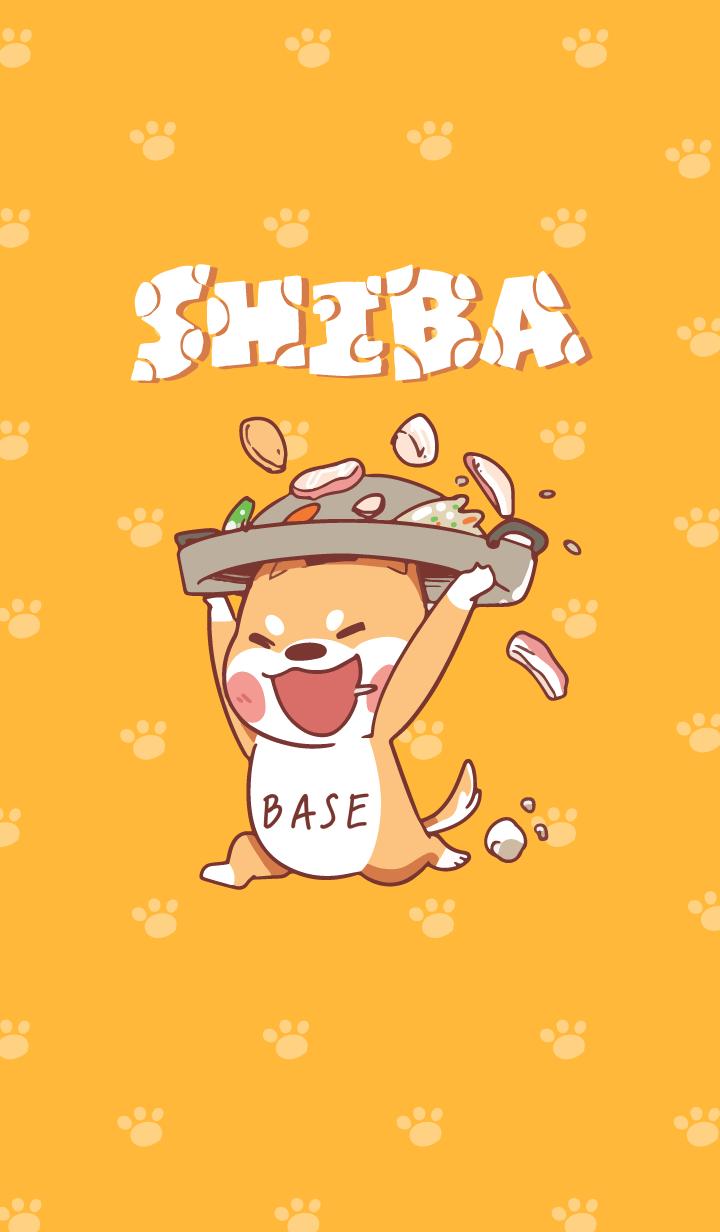 BASE Shiba Naughty dog 4 e