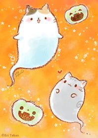 Cats Hallween!!