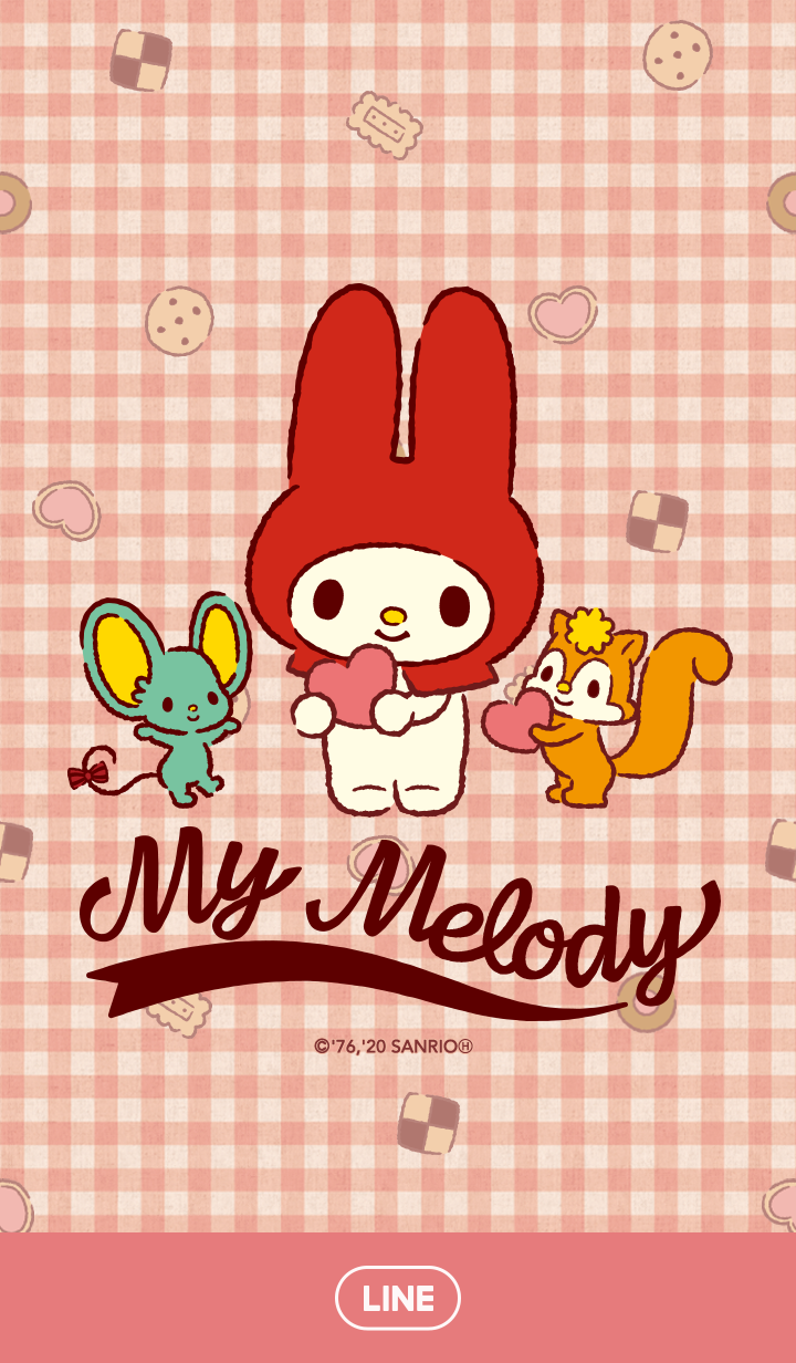 My Melody (Retro Sweets)