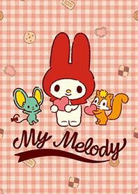 My Melody(懷舊甜點篇)